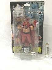 Ultimo Dragon Yoshihiro Asai RED WCW WWE CMLL NEW MASKED FIGURE DOLL
