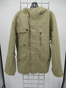 K0145 VTG Men's Burton Hooded Jacket Size L