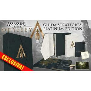 Assassin's Creed Odyssey Guida Strategica Platinum Limited Edition MULTIPLAYER