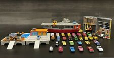 New ListingMicro Machines Lot (Aircraft Carrier, Motor Oil Shop, City Scenes etc.)