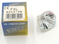 FXL Eiko 410W/82V MR16 GY5.3 Base Brand New in Box Projector lamp Halogen Bulb