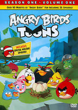 Angry Birds Toons, Vol. 1 (DVD, 2013)