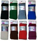Ladies Cotton Soft Tights In Various Colours. Suitable For School. British Made
