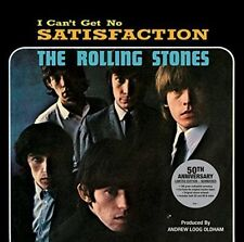 """Rolling Stones 12"""" I Can't Get No Satisfaction 50th Anniversary 180g 45rpm"""