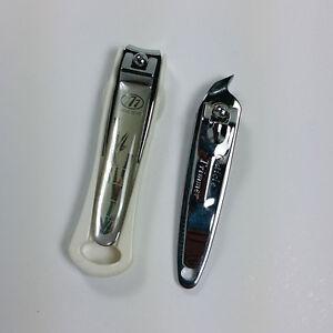 777 Three Seven Nail Clipper Trimmer Cutter Small Size + side nail clipper korea