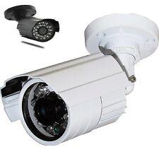 TELECAMERA VIDEOSORVEGLIANZA DVR INFRAROSSI 24 LED SONY 3,6 mm 900 TVL YF8011
