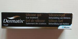 Dermatix Silicone Scar Gel Treatment - 15g Gel