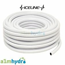 More details for iceline pipe 16mm 10m roll iws pvc plastic flexible tubing hose hydroponics
