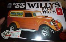AMT 1933 WILLYS VAN 33 SOHC FORD GASSER 1/25 Model Car Mountain KIT FS 879