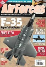 Air Forces Monthly 286 Jan.2012 Japan F-35 Italian Navy Swiss French AF RAF