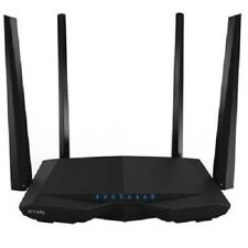 Tenda AC6 Router Eireless Dual-Band 2,4GHz 5GHz Fast Ethernet Bianco Tendaac6 Ro