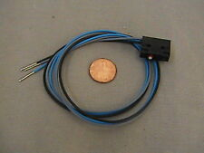 Snap action micro switch # V4NCS with wire leads