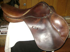 Crosby-England-English Saddle-Brown-Leather As-Is