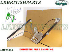 GENUINE LAND ROVER WINDOW REGULATOR FRONT RANGE ROVER 10 - 12 RH LR011318 NEW