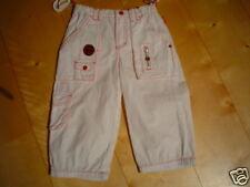 SO 09- Pampolina COMPRAS Reina Pantalones Capri, blanco 134