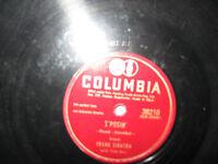 "Frank Sinatra - Nature Boy/S'Posin' (10"" 78 RPM, Columbia 38210)(Roy) F/G"
