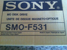 Sony SMO-F531 - 1.3GB Magneto Optical Drive NEW & BOXED