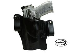 Sig Sauer P226 and P226 Rail IWB Dual Snaps Holster LEFT Hand Black