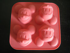 MICKEY MOUSE CUPCAKE BIRTHDAY MINI CAKE PAN SILICONE CHOCOLATE CANDY MOLD