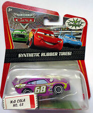 N2O COLA disney pixar cars nisb KMART EXCLUSIVE DAYS new #68 rubber tires
