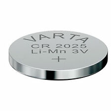 10x VARTA BATTERIEN CR2025 LITHIUM 2025 BATTERIE - lose