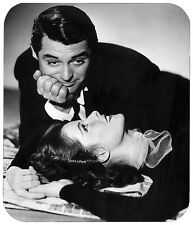 CARY GRANT MOUSE PAD - 1/4 IN. MOVIE TV MOUSEPAD RETRO VINTAGE HOLLYWOOD