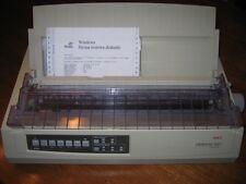 Oki Microline 3321 Dot Matrix Impact Printer