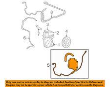 Chevrolet GM OEM 06-11 Impala-Power Steering Pressure Hose 15863688