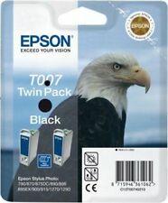 Original Epson T007 Twin Pack Sealed No Box