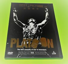 Platoon (Excellent Condition Dvd) + With Free Shipping