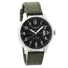 Filson by Shinola Mackinaw Field Men's Watch Stainless Made in USA F0120072833