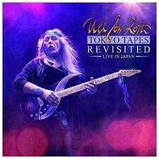 Uli Jon Roth-Cintas de Tokio Revisitada-en vivo en Japón (NEW VINYL + CD + conjunto de Blu-Ray)