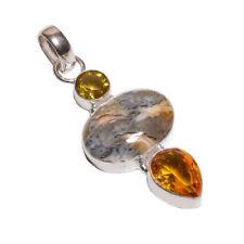Collane e pendagli di lusso pietre in argento