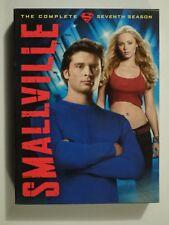 Smallville The Complete Seventh Season (Season 7) 6 Disc Box Set DVD REGION 1