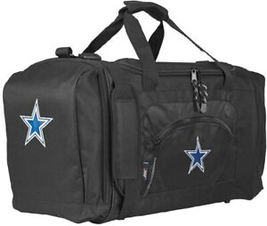Officially Licensed NFL Dallas Cowboys Duffel Bag, large, luggage travel sports