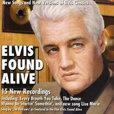 Elvis Found Alive (2012, CD NEU)