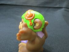 Fisher Price Little People pet shop Circus Big Top Monkey Trapeeze cannon zoo
