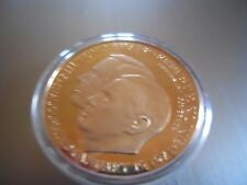 Milton J. Shapp and ernest p kline 1971 Inauguration covered coin