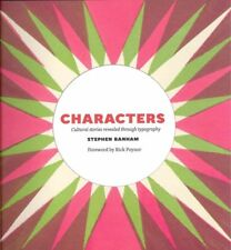 Characters Cultural Stories Revealed Through Typography Stephen Banham Free Ship