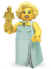 LEGO NEW SERIES 9 HOLLYWOOD STARLET 71000 MINIFIGURE LADY FIGURE