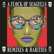 Remixes & Rarities (2CD Deluxe Edition) von A. Flock of Seagulls (2018)