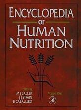 Encyclopedia of Human Nutrition, Three-Volume Set-ExLibrary