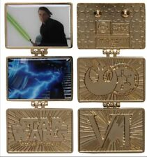 Disney Star Wars Weekends 2015 Return Of The Jedi VI Trading Pin LE 3900