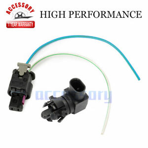 Ambient Air Temperature Sensor Plug Pigtail FOR 14-21 CADILLAC,CHEVY,BUICK