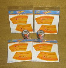 Hot Wheels Playtape | *NEW* Track & Curve Set 60 ft Tracks - 16 Curves Total WOW