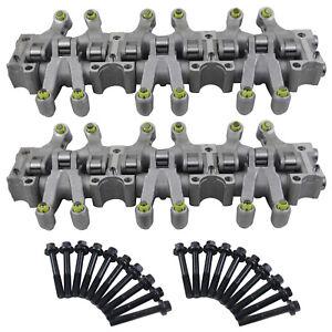 2x Rocker Arm Shaft Lifter Assembly for Dodge Chrysler 3.5L 4.0L V6 4892293AC