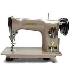 SINGER 201 201k Heavy Duty Sewing Machine Serviced & Restored by 3FTERS
