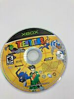 Microsoft OG Xbox Disc Only Tested Teen Titans Ships Fast