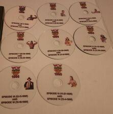 WCW 1995 Monday Night Nitro The Complete DVD SET