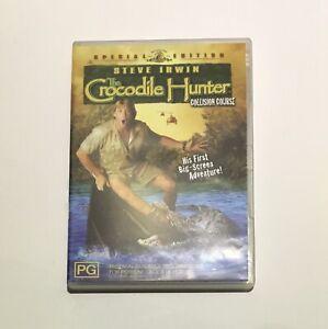 The Crocodile Hunter Collision Course - DVD - Region 4